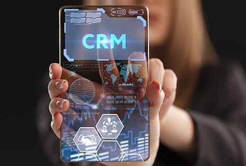 Logiciel de gestion CRM